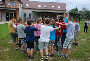 Gyermektábor Horpácson