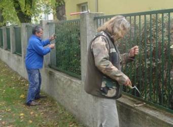 Önkéntes tevékenységek népszerűsítése és elterjesztése Gönyű és Nagyszentjános településeken